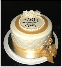 golden wedding cakes 44 best of 50th wedding anniversary cake wedding idea
