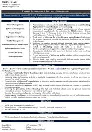 Software Developer Resume Examples by Software Developer Resume Samples Sample Resume For Software
