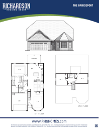 Us Homes Floor Plans Rhg Invites You To Check Out The Bridgeport Home Design At Nichols