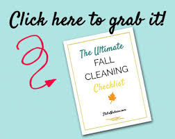 how to get your home delightfully clean for fall u2014 stella nadene
