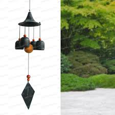 jardin feng shui carillon matin calme carillons zen et feng shui