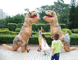 Rex Halloween Costumes Cheap Inflatable Rex Dinosaur Costume Aliexpress
