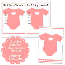 printable templates baby shower baby shower invitation free printable templates fresh free printable