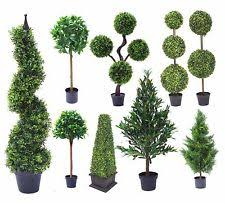 topiary trees artificial topiary trees ebay