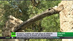 spanish village for sale u2013 for the price of an apartment youtube