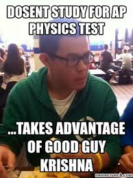 Test Meme - physics test