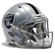 Oakland Raiders American Flag Oakland Raiders Authentic Speed Helmet Shoc Visor 2 0 Helmet