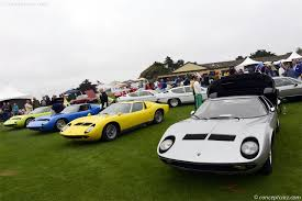 lamborghini miura race car auction results and data for 1967 lamborghini miura p400