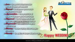 Wedding Thoughts Quotes Happy Wedding English Quotes Images Wedding Greetings Life