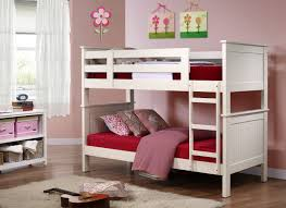 Double Deck Bed Designs Pink Bathroom Charming Pink Loft Beds For Teens In Pink Wall For