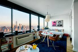 one bedroom apartments nj rentals at urby s jersey city skyscraper hit the market from