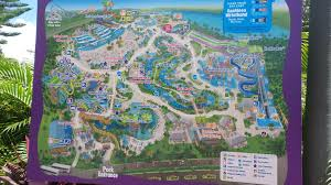 Orlando Parks Map by Map Of Aquatica Water Park Orlando Wilson Travel Blog