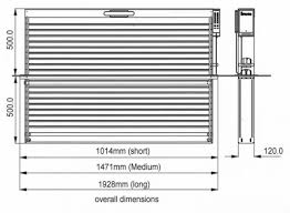 Baseboard Dimensions Technical Specifications For The Nelevator Nelevation