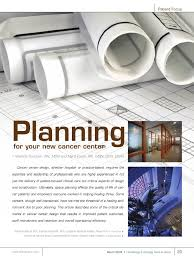 planning for your new cancer center cancer clinical trial