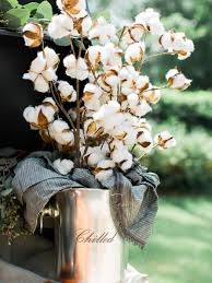 cotton flowers 9 lasting florals that aren t silk hgtv s decorating