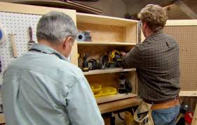 Tools Needed To Build Cabinets How To Build A Tool Storage Cabinet This Old House