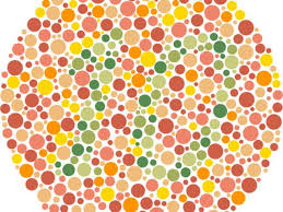 Does Colour Blindness Affect Males Or Females More Best 25 Color Blindness Test Ideas On Pinterest Diy Newspaper