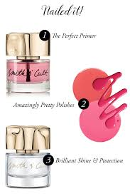 beauty nailing the perfect ten with toxin free nail polish