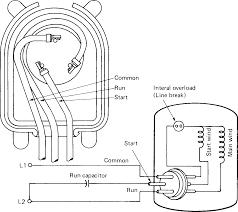 copeland compressor wiring diagram u0026 1 run capacitor
