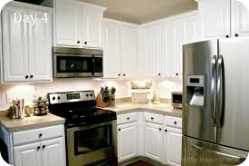 remodelling your home decoration with fabulous cute white kitchen