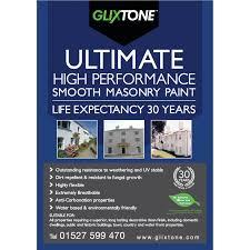 glixtone ac1 high performance and durability masonry paint