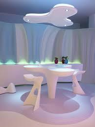 futuristic furniture décoration intérieur koncord tabouret pour bar futur