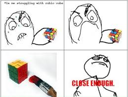Meme Fuuuu - stupid fcking rubik cube fuuuu meme by my name is oisin memedroid