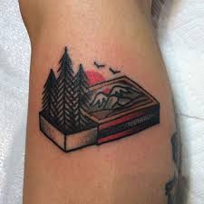 family friendly fake camping tattoos family fun pinterest