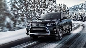 lexus truck lx 2018 lexus lx luxury suv gallery lexus com