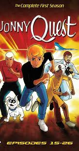 Seeking Season 1 Episode 1 Lizard Jonny Quest Tv Series 1964 1965 Episodes Imdb