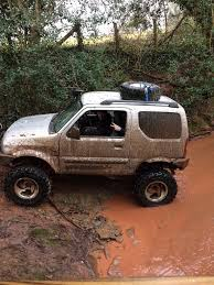suzuki jimny off road suzuki jimny off roader off road 4x4 not land rover defender in