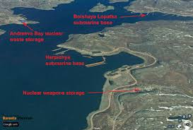 satellite images show expansion of nuclear weapons sites on kola