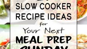 Any Ideas For Dinner 5 Make Ahead Food Prep Ideas For Moving Day Project Meal Plan