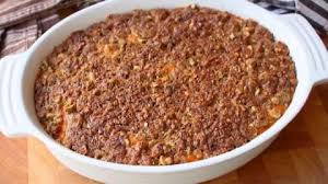 sweet potato casserole allrecipes