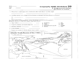 collection of solutions 8th grade geography worksheets in free