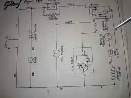 refrigerator repair and wiring diagram youtube