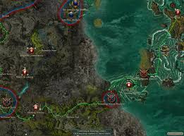 Mapping Running Routes by Player Made Modifications Cartography Index Guild Wars Wiki Gww