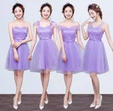 violet bridesmaid dresses junior bridesmaid dress design gray grey pink chagne