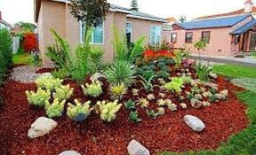 how to decorate garden with mulch 5 ways for unique flower bed