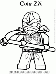 free ninjago coloring pages regarding invigorate to color page