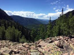 Vail Mountain Map Bighorn Creek Trail One Of The Best Hikes In Vail 10hikes