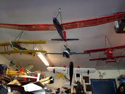 Plane Ceiling Fan Rc Airplane Storage Bing Images Radio Control Diy Pinterest