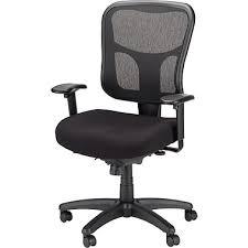 TempurPedic Mesh Chair Midback Black  Staples
