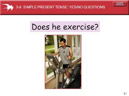 contents 3 1 form and basic meaning of the simple present tense