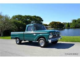 Ford Old Pickup Truck - 1966 ford f100 for sale on classiccars com 19 available