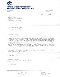 Complaints Letter To Hospital complaints filed against j michael bailey for practicing as a