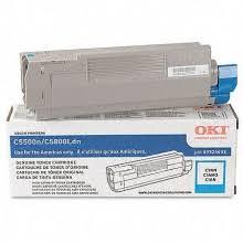 Toner Oki okidata c5500 toner cartridges