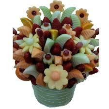 edible flower arrangements edible fruit arrangements in toronto fresh fruit baskets bouquets