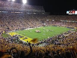 thanksgiving college football games lsu tigers football wikipedia