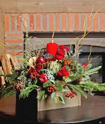 country christmas centerpieces christmas centerpieces country christmas box ls columbus oh